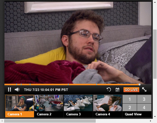 Big Brother Live Feeds July 24 2015 (8)