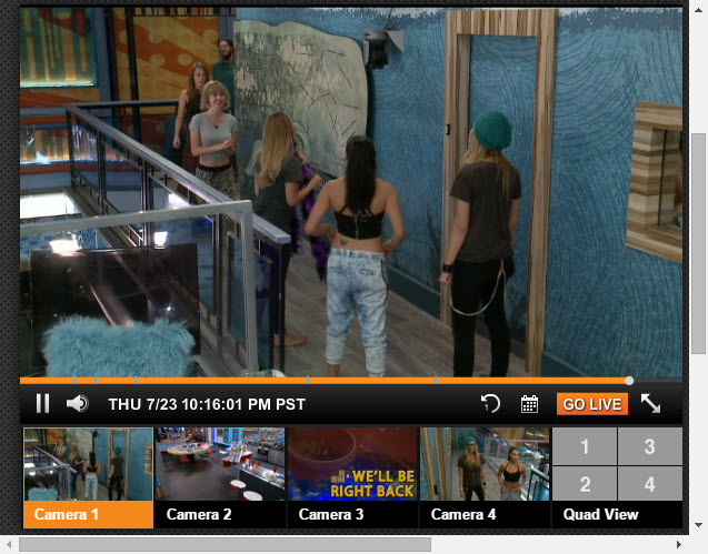 Big Brother Live Feeds July 24 2015 (9)