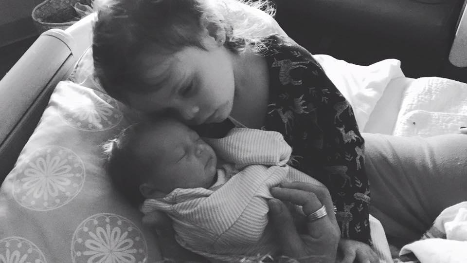 Derrick Levasseur baby