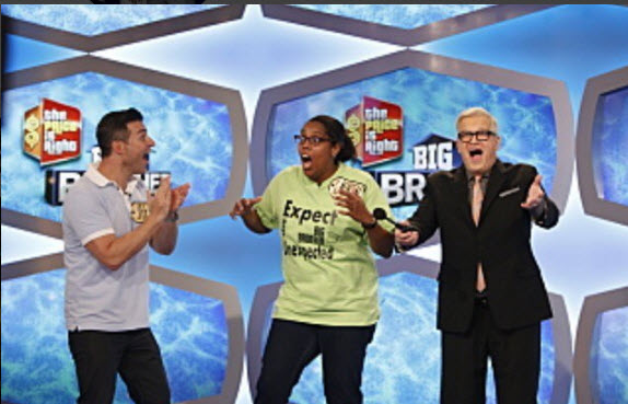 Jeff Schroeder on The Price Is Right