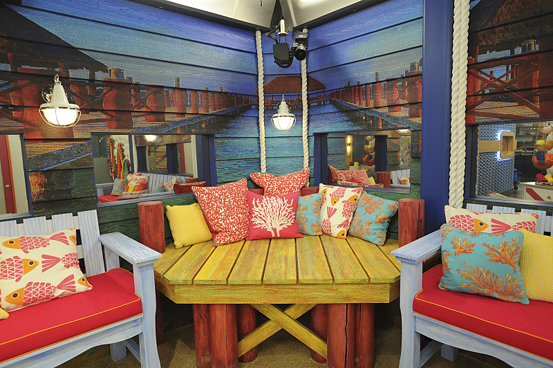 Big Brother 18 house photos (24)