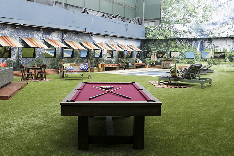 Big Brother 18 house photos (5)