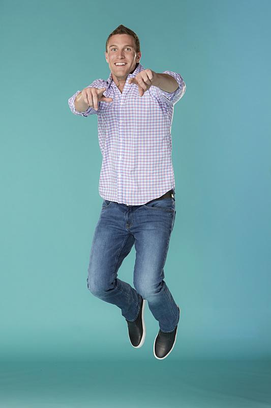 Corey Brooks Big Brother Jumping