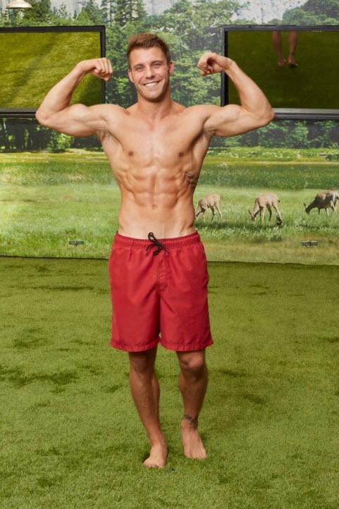 Paulie Calafiore Big Brother Swimsuit