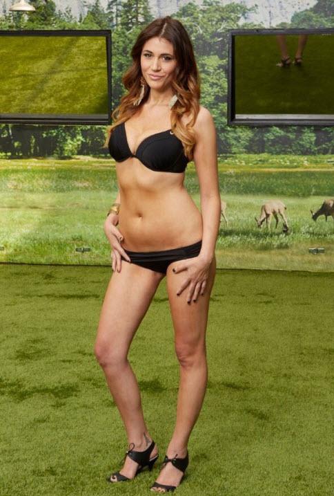 Tiffany Rousso Big Brother Bikini