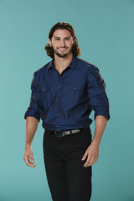 Victor Arroyo Big Brother Season 18 2