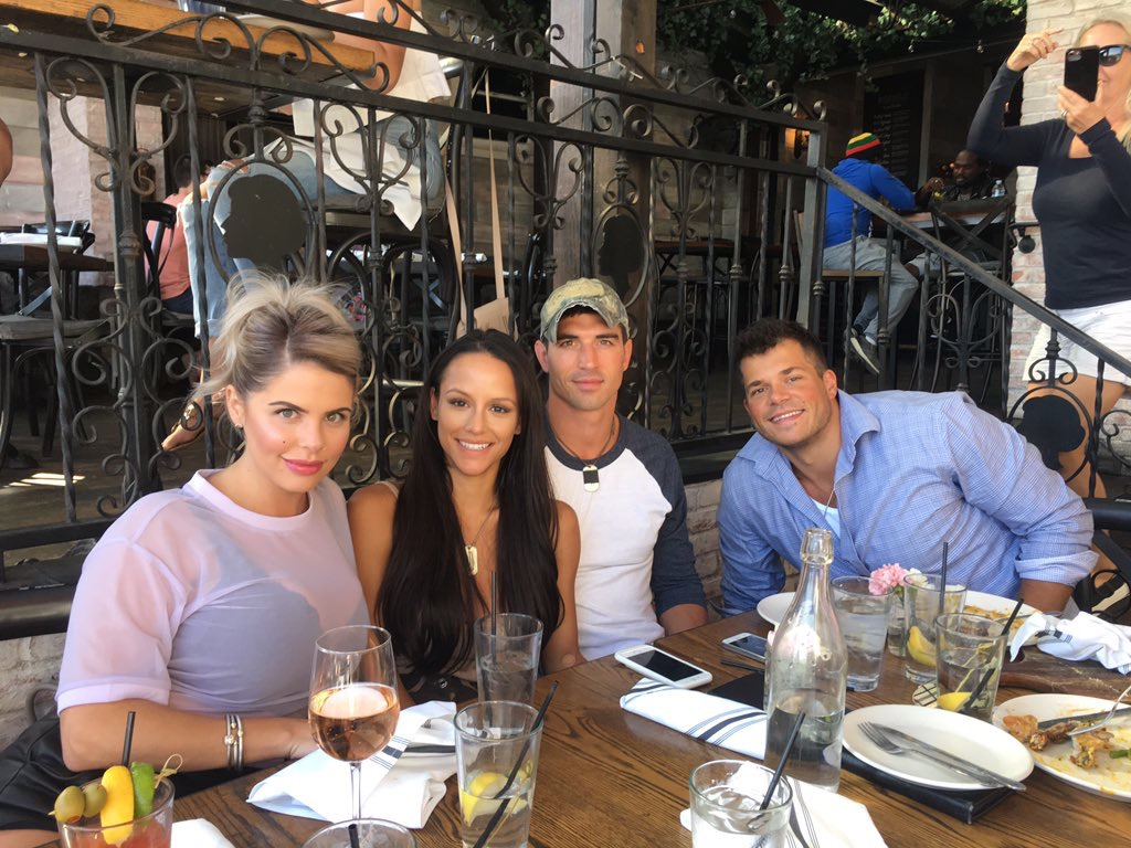 Big Brother 19 shomances, Elena Davies, Jessica Graf, Cody Nickson, Mark Jansen