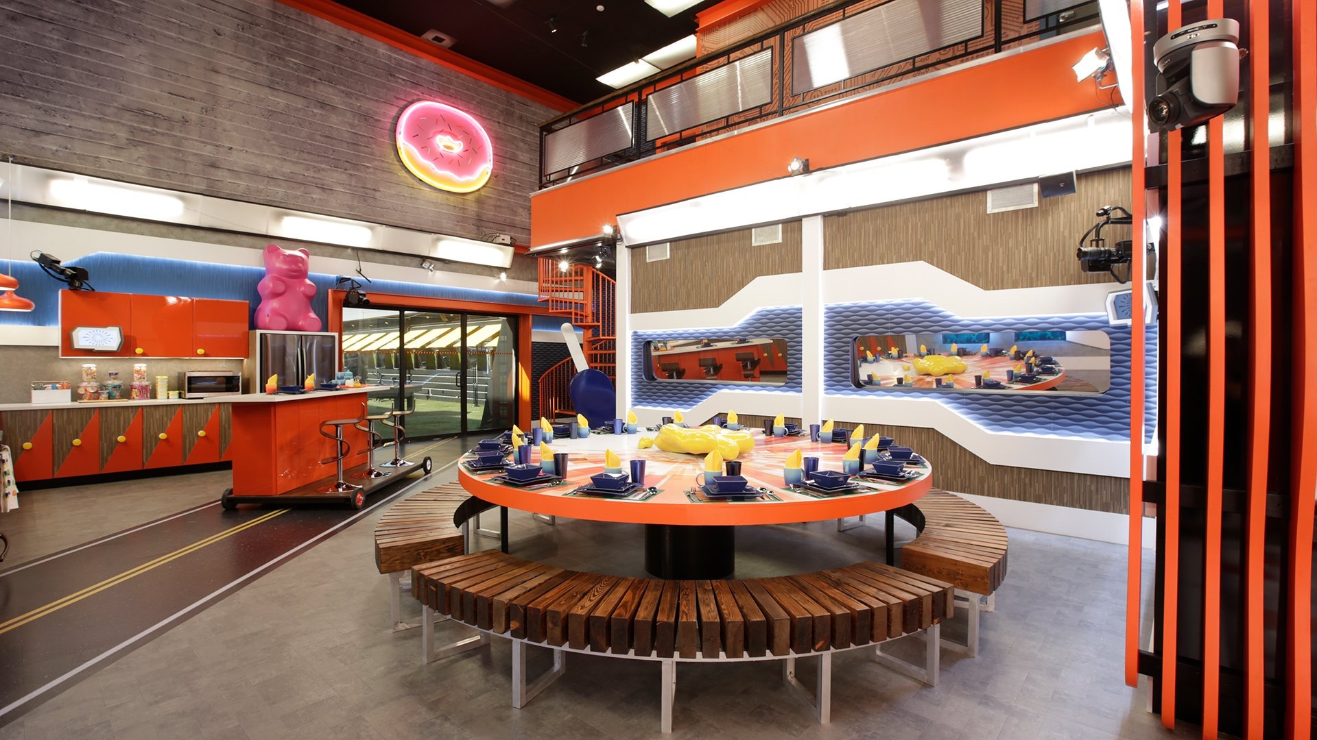 Big Brother 20 House-22