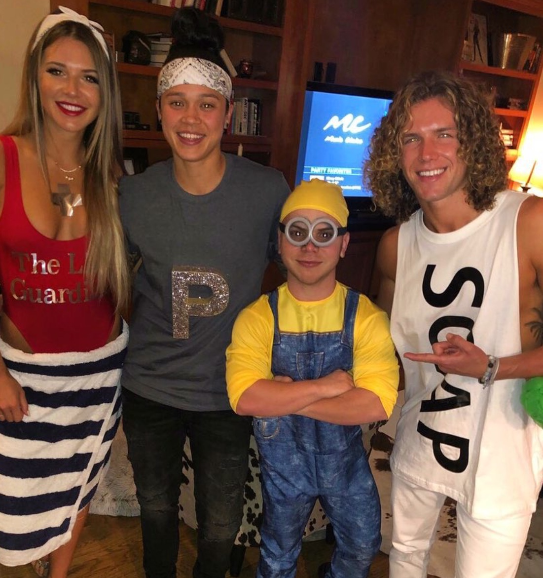 Big Brother Halloween 2018-24