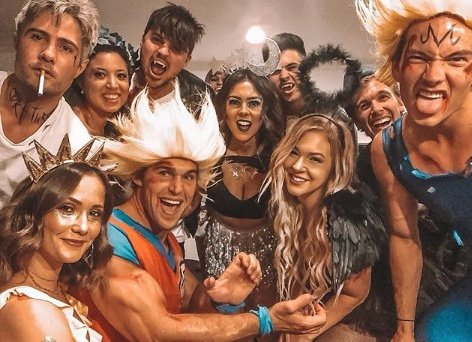 Big Brother Halloween 2018-7