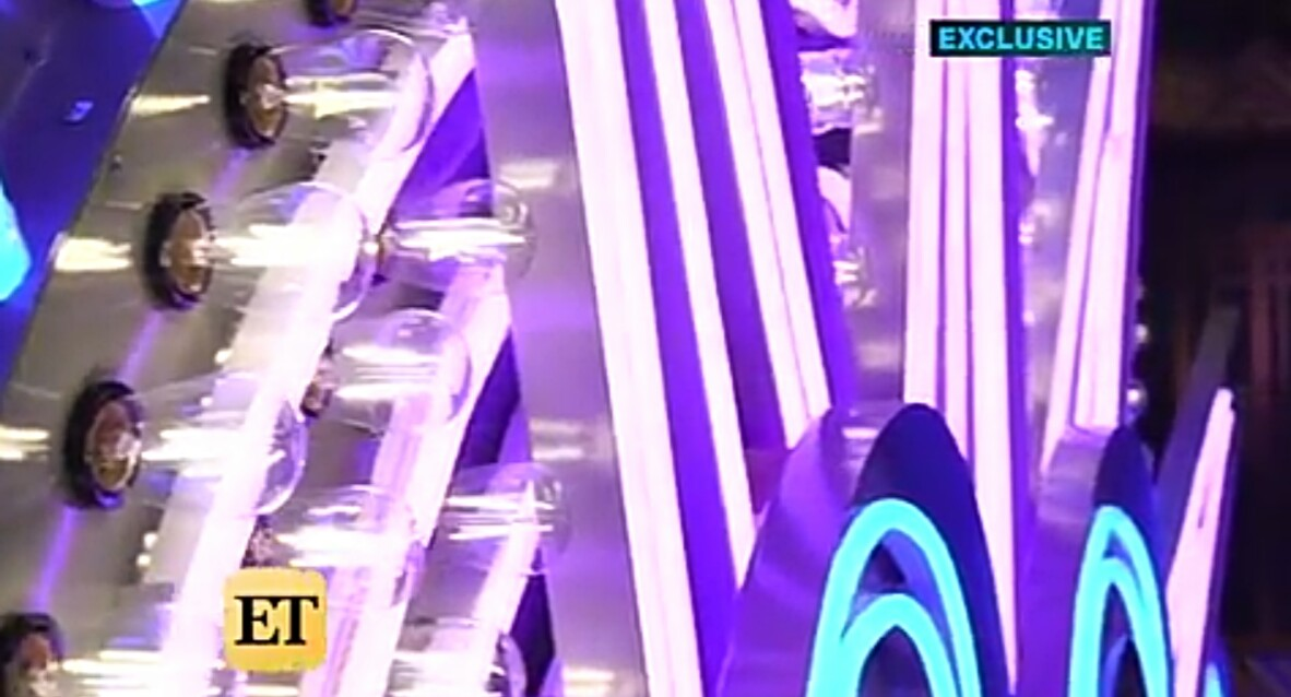 Celebrity Big Brother 2 House-9