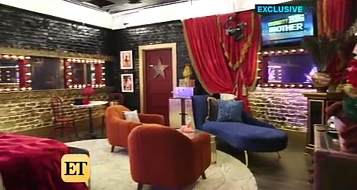 Celebrity Big Brother 2 House-13