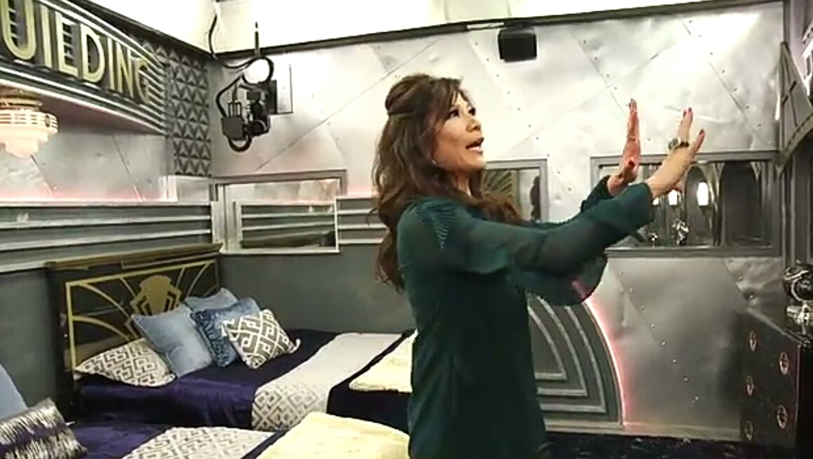 Celebrity Big Brother 2 House-24