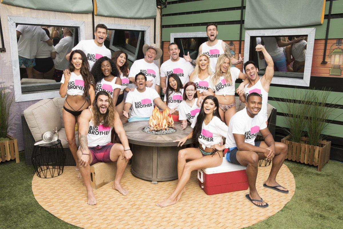 Big Brother 21 Cast Swim Suits