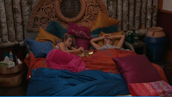Big Brother 21 Live Feeds Recap Day 46-11
