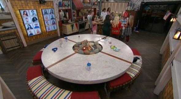 Big Brother 21 Live Feeds Recap Day 51-8