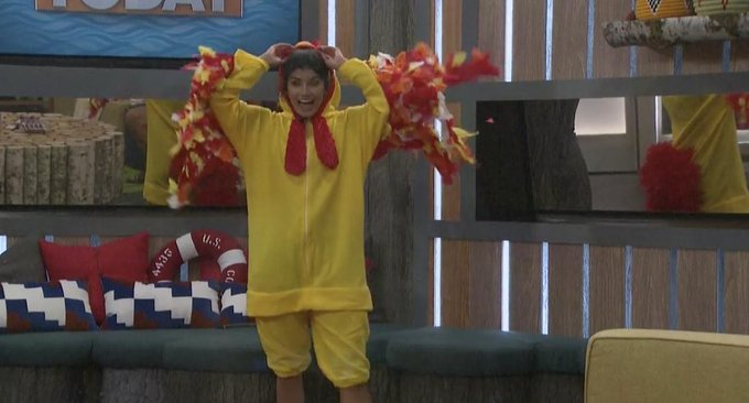 Big Brother 21 Live Feeds Recap Day 52-4