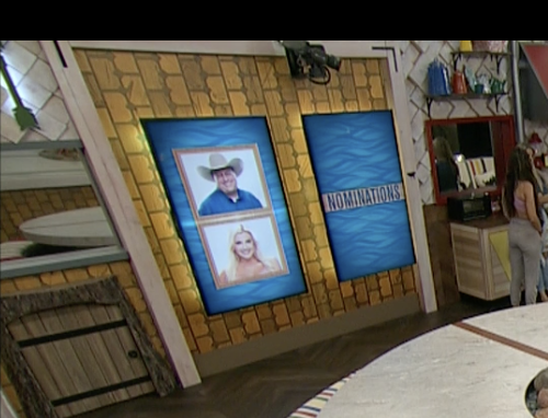 Big Brother 21 Live Feeds Recap Day 52-5
