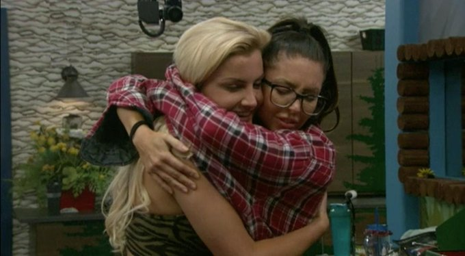 Big Brother 21 Live Feeds Recap Day 52-9
