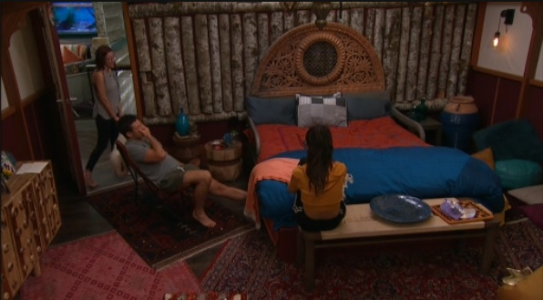 Big Brother 21 Live Feeds Recap Day 89-2