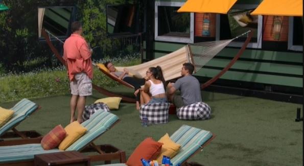 Big Brother 21 Live Feeds Recap Day 89-8