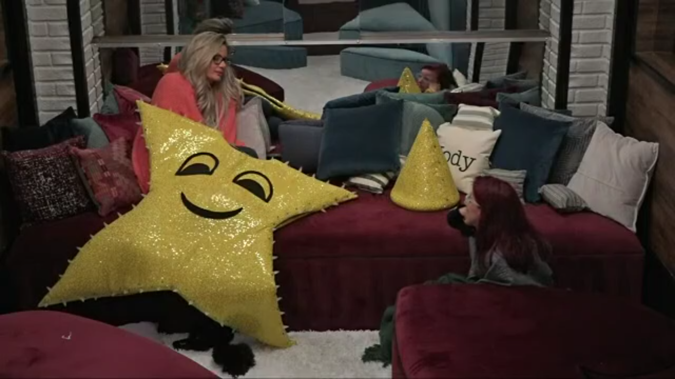Kaysar, Janelle, and Nicole Conversations on Day 2-BB22-2