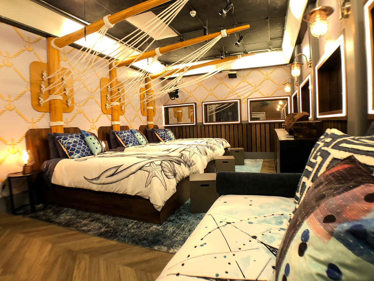Big Brother 23 House-13